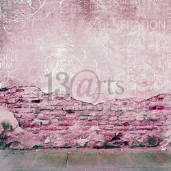 13@rts skräppipaperi Carmen, Pretty in Pink