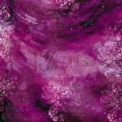 13@rts skräppipaperi Aurora, Purple Morning