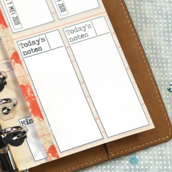 Elizabeth Craft Designs leimasin Sidekick Stamps 1
