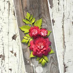 Elizabeth Craft Designs stanssi Florals 6