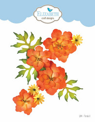 Elizabeth Craft Designs stanssi Florals 8
