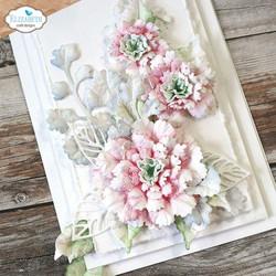 Elizabeth Craft Designs stanssi Florals 11