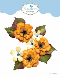 Elizabeth Craft Designs stanssi Florals 13
