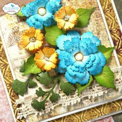 Elizabeth Craft Designs stanssi Ferns