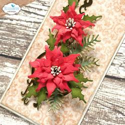 Elizabeth Craft Designs stanssi Winter Greens