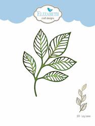 Elizabeth Craft Designs stanssi Lacy Leaves