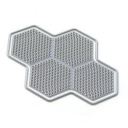 Elizabeth Craft Designs Art Journal stanssi Honeycomb Dots