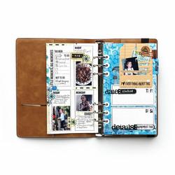 Elizabeth Craft Designs stanssi Planner Essentials 2