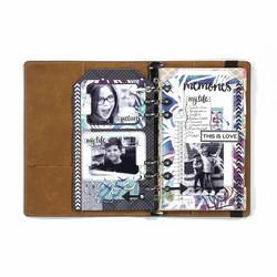 Elizabeth Craft Designs stanssi Planner Essentials 6