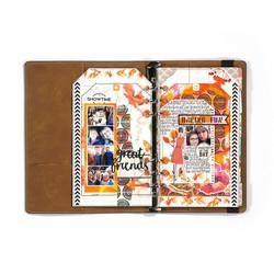 Elizabeth Craft Designs stanssi Planner Essentials 7