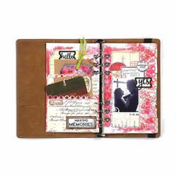 Elizabeth Craft Designs stanssi Planner Essentials 9