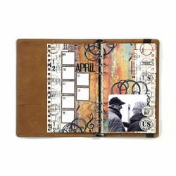 Elizabeth Craft Designs stanssi Planner Essentials 10