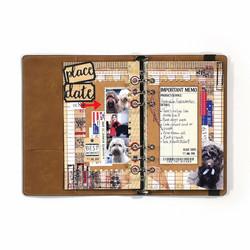 Elizabeth Craft Designs stanssi Planner Essentials 11