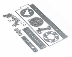 Elizabeth Craft Designs stanssi Planner Essentials 15, Bookmark 2