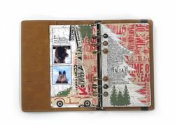 Elizabeth Craft Designs stanssi Planner Essentials 16, Christmas Tree Page