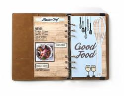 Elizabeth Craft Designs stanssi Planner Essentials 19, Recipe Book