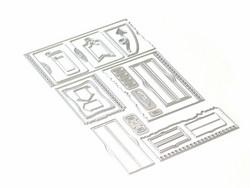 Elizabeth Craft Designs stanssi Planner Essentials 21, Note Pieces