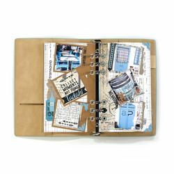 Elizabeth Craft Designs stanssi Planner Essentials 24, Photo Frame Pages