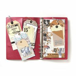 Elizabeth Craft Designs stanssi Planner Essentials 26, Planner Pocket 4, Tag & Toppers