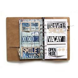 Elizabeth Craft Designs stanssi Planner Essentials 31, Slider Pockets