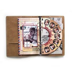 Elizabeth Craft Designs stanssi Planner Essentials 32, Viewmaster