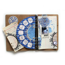 Elizabeth Craft Designs stanssi Planner Essentials 33, Viewmaster Text Circles