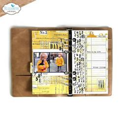 Elizabeth Craft Designs stanssi Planner Essentials 40, Number Border & Patterns