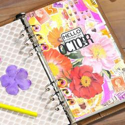 Elizabeth Craft Designs stanssi Planner Essentials, Planner Months