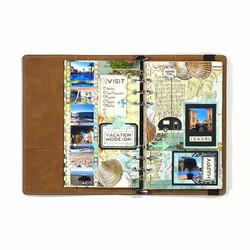 Elizabeth Craft Designs stanssi Planner Essentials, Planner Filmstrip