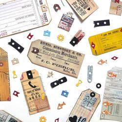 Elizabeth Craft Designs stanssi Planner Essentials, Reinforcement Variety 2