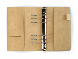 Elizabeth Craft Designs A5 Planner -kannet, Beach