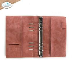 Elizabeth Craft Designs A5 Planner -kannet, Ochre