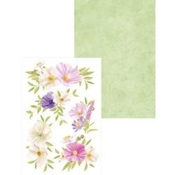 P13 Mini Creative -paperipakkaus Flowers, 4