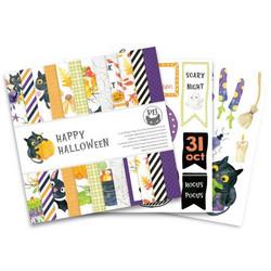 P13 paperikko Happy Halloween