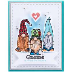 Spellbinders leimasinsetti Holiday Gnomes
