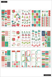 Mambi Happy Planner Value Pack -tarrapakkaus Christmas