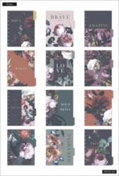 Mambi Classic Planner -kalenteri, Let Love Grow, 12 kk päivätty