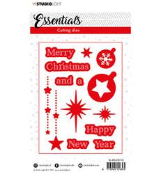 Studio Light stanssisetti Essentials Christmas