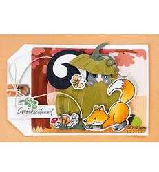 Marianne Design stanssisetti Eline's Pumpkin