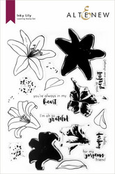Altenew Inky Lily -leimasinsetti
