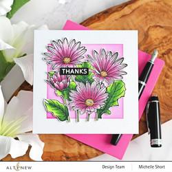 Altenew Paint-A-Flower: African Daisy -leimasinsetti