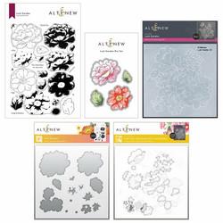 Altenew Craft Your Life Project Kit: Lush Garden -setti