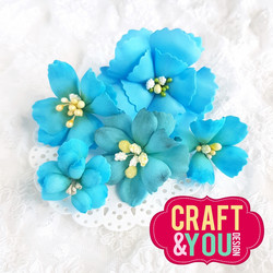 Craft & You stanssi Flower 1