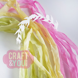 Craft & You Vintage Ribbons -nauhat, setti 13