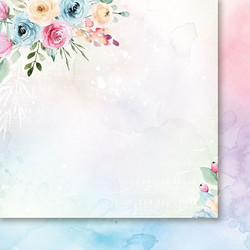 Paper Heaven skräppipaperi Petals On The Wind 03