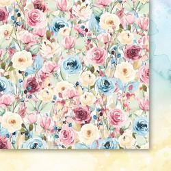 Paper Heaven skräppipaperi Petals On The Wind 04