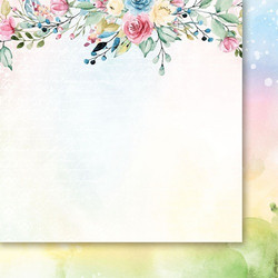 Paper Heaven skräppipaperi Petals On The Wind 06