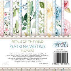 Paper Heaven paperipakkaus Petals On The Wind, Flowers