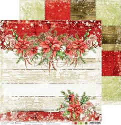 Craft O'clock paperipakkaus Christmas Time, 12