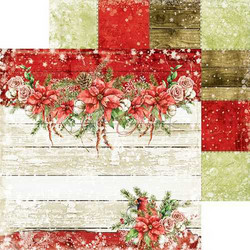 Craft O'clock paperipakkaus Christmas Time